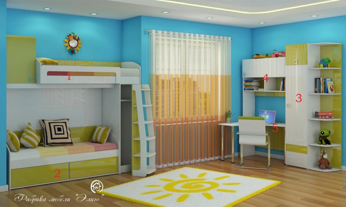 Детская мебель Laguna