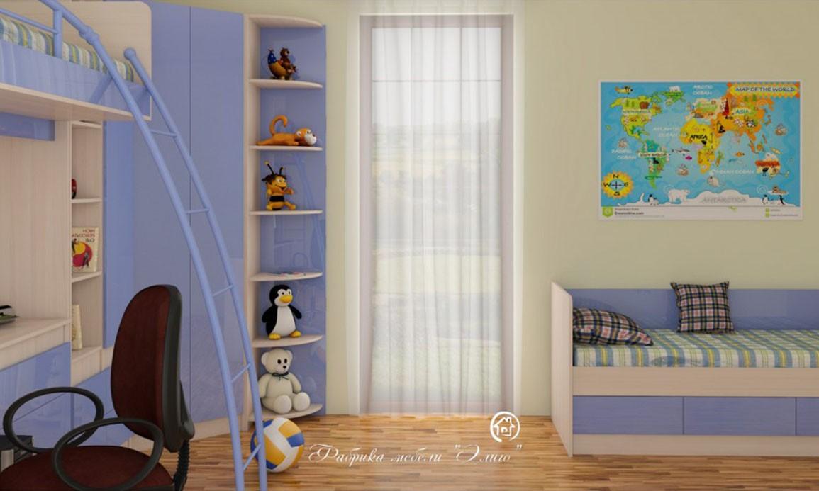 Детская мебель LOFT